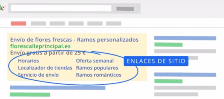 extensiones de Google Adwords