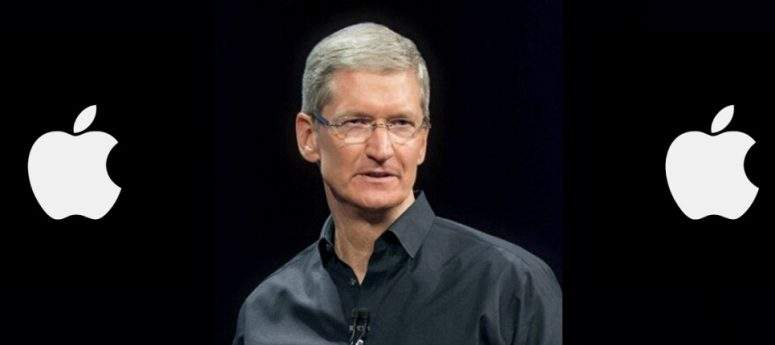 Tim Cook director ejecutivo de Apple