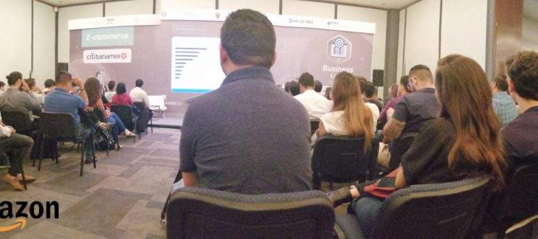 Amazon en Talent Land, conferencia.